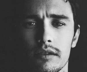black and white, james franco, and franco god image