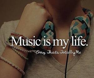 music and my life image