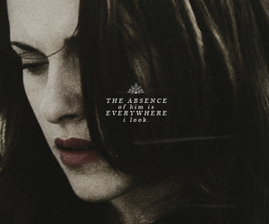twilight, bella, and absence image