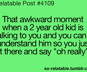 kids, funny, and quotes image