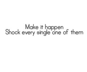 quote, shock, and text image