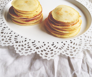 american, food, and pancakes image