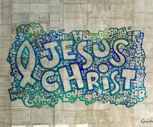 jesus, jesus christ, and love image