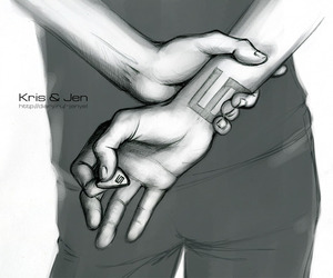 30 seconds to mars, jared leto, and hands. image