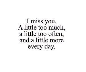 forever, quotes, and miss you image