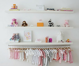 baby, room, and kids image