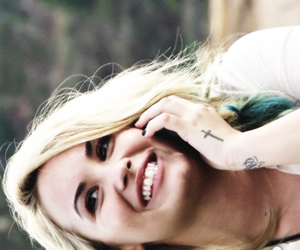 demi lovato, smile, and perfect image