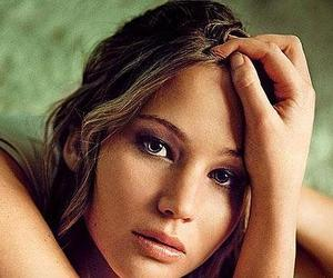cool, girl, and Jennifer Lawrence image