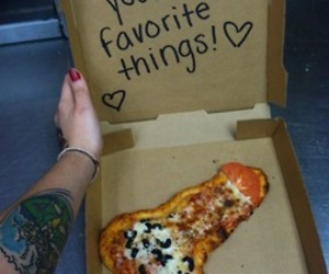 pizza, true, and dick. dream image