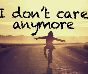 care, quote, and anymore image