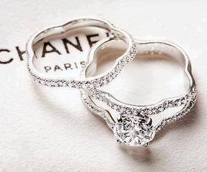 accessory, chanel, and ring image