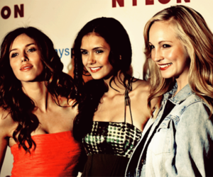 divas, Nina Dobrev, and Vampire Diaries image