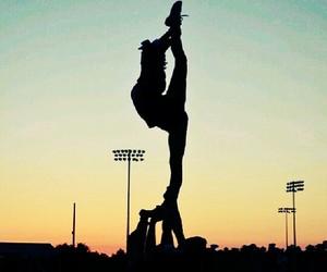 cheerleading, cheer, and needle image