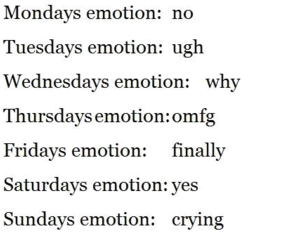 crying, quote, and school image