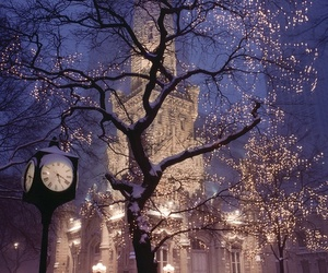 beauty, chicago, and lights image
