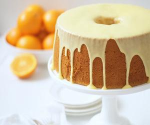 cake and orange image