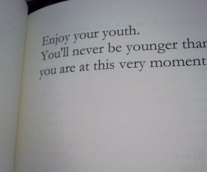 quotes, youth, and young image