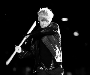 black and white, wushu, and tao image