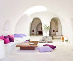 Greece, santorini, and interior image