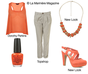 carrot, orange, and outfit image
