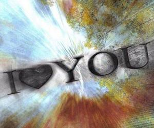 quote, love, and abstract image