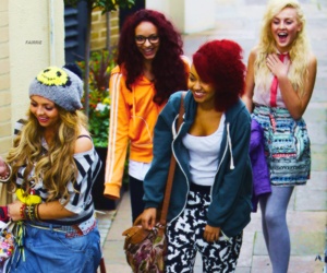 pretty, jesy nelson, and perrie edwards image