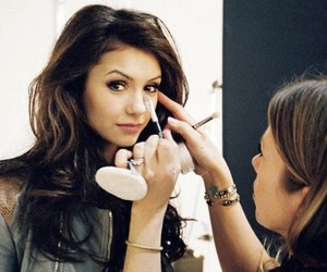 Nina Dobrev, the vampire diaries, and elena image