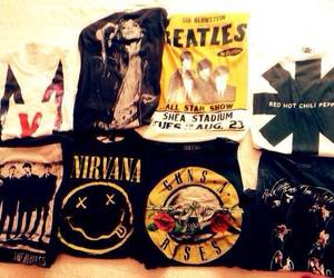 Guns N Roses and nirvana image