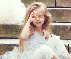 girl, cute, and kids image