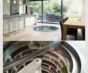 fridge, food, and house image