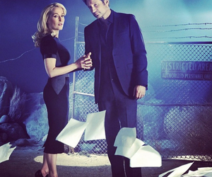 20, dana scully, and x files image
