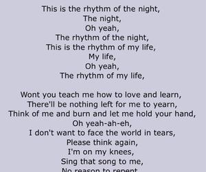 bastille, breathing, and Lyrics image
