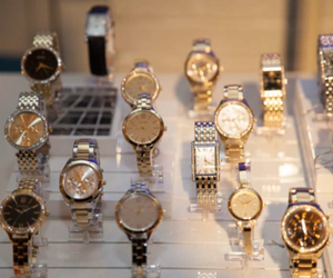 accessories, chic, and watches image
