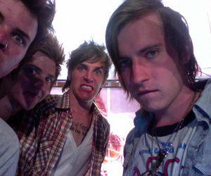 the maine, a rocket to the moon, and garrett nickelsen image