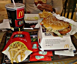 food and McDonalds image
