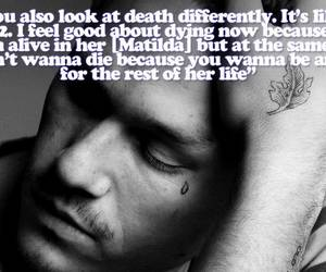 death, heath ledger, and quote image