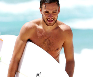 liam payne, one direction, and surf image