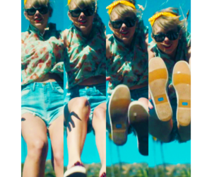 Taylor Swift and 22 image