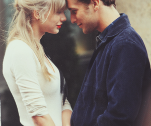 Taylor Swift, love, and couple image