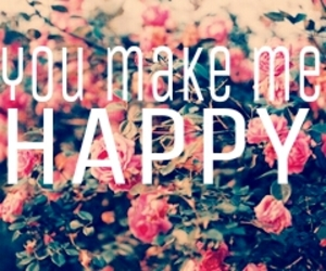 happy, love, and you image