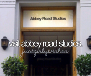 abbey road studios and travel image