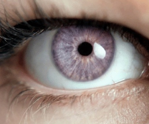 eye, pink, and purple image