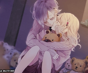 diabolik lovers, kanato, and yui image