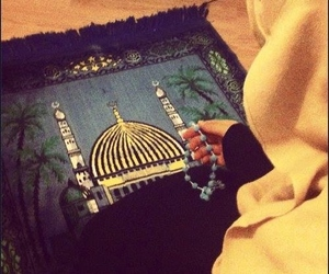 muslim prayer mat image