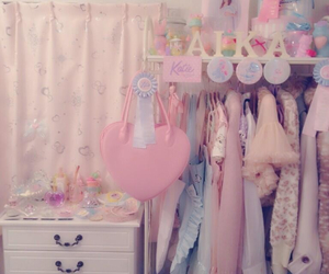 pastel, room, and kawaii image