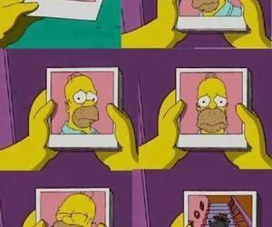 cats, homer, and Homero image