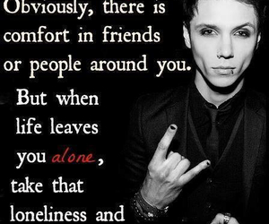bands, emo, and andy biersack image