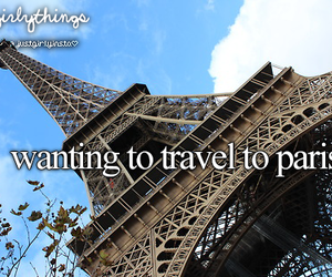 paris, travel, and just girly things image
