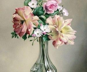 beautiful, flowers, and جميل image