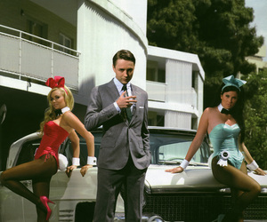 mad men and connor angel image
